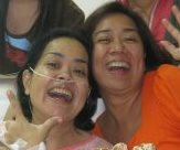 me and ate beck